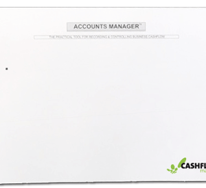 Accounts Manager Book